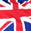 Flag of united kingdom — Stock Photo #22927090