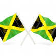 Flag of jamaica — Stock Photo #23513551