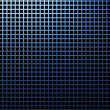 Foto de Stock  : Blue metal background