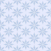 Snowflakes Background — Stock vektor