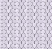 Gray Cube Seamless Pattern — Stock Vector