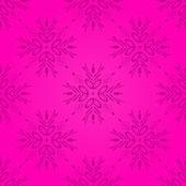Pink Damask Seamless Pattern — Vecteur