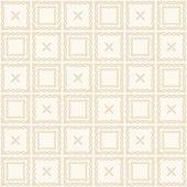 Geometric Pastel Seamless Pattern — Stock Vector