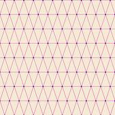 Geometrisches nahtlose muster — Stockvektor