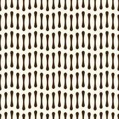 Simple Geometric Seamless Pattern — Stockvektor