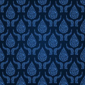 Water Drop with Hands Seamless Pattern — Stockvektor