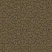 Stone Wall Seamless Pattern — Stock Vector