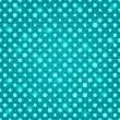 Green Blue Polka Dot Seamless Pattern — Stock Photo #46505155