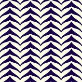 Zig Zag Seamless Pattern — Stock Vector