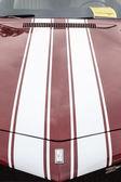 Vintage Car Show — Stock Photo