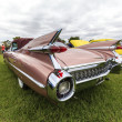Stock Photo: Vintage Car Show