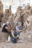 Sand Safari — Stock Photo