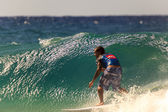 QuikSilver Roxy Pro 2014 — Stock Photo