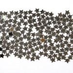Silver stars — Stock Photo
