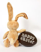 The Easter Bunny — Stock Photo