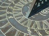 Zegar słoneczny — Zdjęcie stockowe