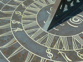 日時計 — ストック写真