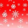 Snow flake design — Stock Photo #14564381