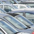 Crowded car park — Stock Photo #15733873
