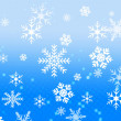 Snow flake design — Stock Photo #15734049