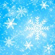 Snow flake design — Stock Photo #16556049