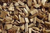 木材チップのパターン — ストック写真