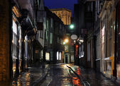 York Shambles — Stock Photo