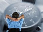 时间在看 — Stockfoto