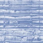 Blue wood fence panel — Stock Photo
