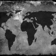 Grunge world map — Stock Photo #26539175