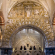 Foto de Stock  : MezquitCathedral Interior in Cordoba