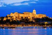 Buda Castle in Budapest — Stock Photo