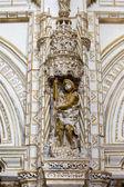 Saint George Sculpture in Cordoba — Stock Photo