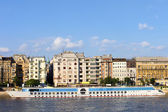 Budapest by the Danube River — Stock Photo