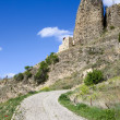 Stock Photo: Rural Road in Andalusia