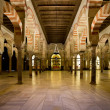 Mezquita Interior in Cordoba — Stock Photo #14330253