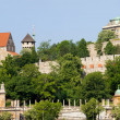 Stock Photo: BudCastle Fortification in Budapest