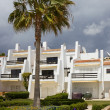 Modern Condos in Marbella — Stock Photo