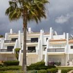 Modern Condos in Marbella — Stock Photo