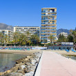 Marbella Resort in Spain — Stock Photo #14330735