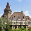 Stock Photo: Vajdahunyad Castle in Budapest