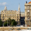 Stock Photo: Tenement House in Budapest