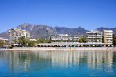 Resort City of Marbella in Spain — Stock Photo