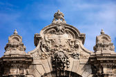 Habsburg Gate Details in Budapest — Stock Photo