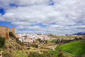 Andalucia and Ronda — Stock Photo