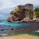 Fort Lovrijenac in Dubrovnik — Stock Photo #18671405