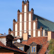 Stock Photo: Old Town of Warsaw