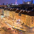 Royalty-Free Stock Photo: Warsaw City Life
