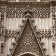Seville Cathedral Ornamentation — Stock Photo #20670199