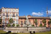 Fountain of Seville — Foto de Stock